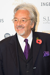 Grosvenor House Hotel, London, November 7th 2016. Luminaries from the music industry gather at the Grosvenor House Hotel for the Music Industry Awards, where this year The Who's Roger Daltrey CBE is honored with the 25th annual MITS award in support of Nordoff Robbins and The BRIT Trust. PICTURED: Rob Dickins