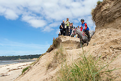 Barbara Lissarrague, (SUI), Preume De Paute<br /> Alltech FEI World Equestrian Games™ 2014 - Normandy, France.<br /> © Hippo Foto Team - Leanjo de Koster<br /> 25/06/14