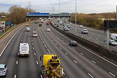 2020-03-17 M25 Motorway