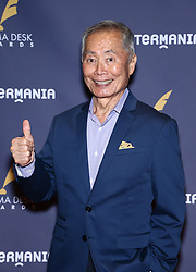 The 62nd Annual Drama Desk Awards Arrivals, Anita's Way, New York. 04 Jun 2017 Pictured: George Takei. Photo credit: John Nacion/MEGA TheMegaAgency.com +1 888 505 6342