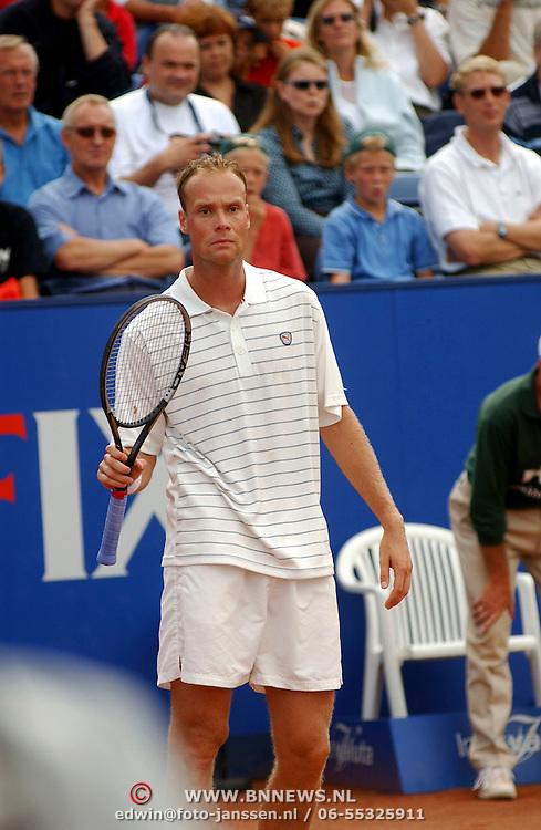Hilversum Open 2003, Martin Verkerk - John van Lottum, Martin Verkerk