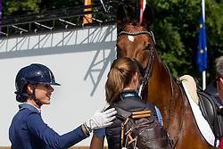 George Michel, BEL, Best of 8<br /> EC Rotterdam 2019<br /> © Hippo Foto - Sharon Vandeput<br /> 22/08/19