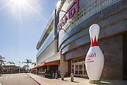 Round 1 Bowling at Main Place Mall Santa Ana