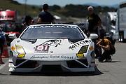 May 2-4, 2014: Laguna Seca Raceway. #81 Tim Bell, Mitchum Motorsports, Lamborghini of Chicago