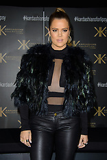 NOV 15 2013 Kardashian Kollection for Lipsy Photocall