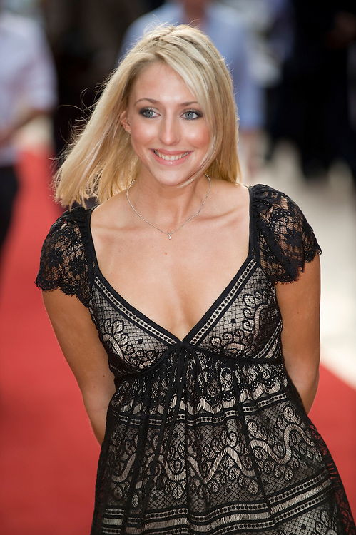 London  Sep 14 Leicester Square Ali Bastian attends  premiere of Righteous Kill in Leicester Square on September 14  starring Al Pacino and Robert de Niro