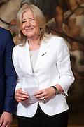 2013/05/03 Roma,  giuramento dei viceministri e dei sottosegretari. Nella foto Marta Dassu'..Rome, oath of deputy ministers and undersecretaries. In the picture Marta Dassu' - © PIERPAOLO SCAVUZZO