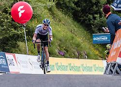 12.07.2019, Kitzbühel, AUT, Ö-Tour, Österreich Radrundfahrt, 6. Etappe, von Kitzbühel nach Kitzbüheler Horn (116,7 km), im Bild Aleksandr Vlasov (RUS, Gazprom - Rusvelo) Etappensieger // Aleksandr Vlasov of Russia (Gazprom - Rusvelo) stage winner during 6th stage from Kitzbühel to Kitzbüheler Horn (116,7 km) of the 2019 Tour of Austria. Kitzbühel, Austria on 2019/07/12. EXPA Pictures © 2019, PhotoCredit: EXPA/ Reinhard Eisenbauer