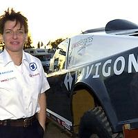Cars and teams Dakar 2005