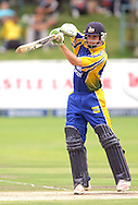 CAPE TOWN, SOUTH AFRICA - 22 February 2008, Stiaan Van Zyl during the MTN Domestic Championship match between the Nashua Cape Cobras and the Nashua Dolphins held at Sahara Park, Newlands Stadium in Cape Town, South Africa...Photo by Ron Gaunt/SPORTZPICS