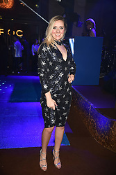 Larissa Eddie at the Warner Music & Ciroc Brit Awards party, Freemasons Hall, 60 Great Queen Street, London England. 22 February 2017.