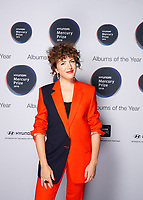 Annie Mac at arrival boards