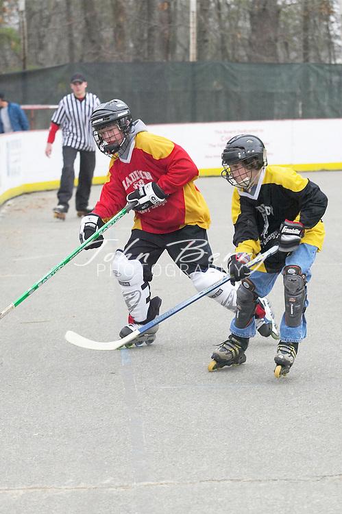 Juniors..Avalanche vs Flyers..December 12, 2004