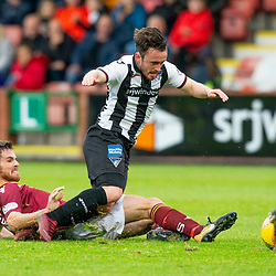 Dunfermline v Queen of the South. Scottish Championship, 20 October 2018