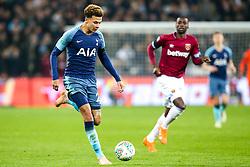 Dele Alli of Tottenham Hotspur - Mandatory by-line: Robbie Stephenson/JMP - 31/10/2018 - FOOTBALL - London Stadium - London, England - West Ham United v Tottenham Hotspur - Carabao Cup