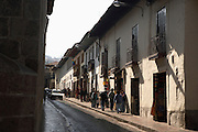Barrio de San Blas  Cusco, Peru