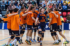 20160410 NED: Seesing Personeel Orion -  Landstede Volleybal, Doetinchem