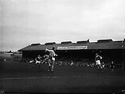 11/09/1960<br /> 09/11/1960<br /> 11 September 1960<br /> Soccer International Ireland v Iceland at Dalymount Park, Dublin.