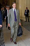 2013/06/13 Roma, assemblea Assonime. Nella foto Lorenzo Bini Smaghi.<br /> Rome, Assonime meeting. In the picture Lorenzo Bini Smaghi - &copy; PIERPAOLO SCAVUZZO