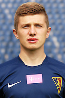 15.07.2014 Szczecin<br /> T-Mobile Ekstraklasa Sezon 2014/2015<br /> Pogon Szczecin<br /> Dominik Kun