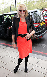 Twiggy arriving at the Southbank Sky Arts Awards in London, Tuesday, 1st May 2012.  Photo by: Stephen Lock / i-Images