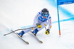 19.12.2018, Saslong, St. Christina, ITA, FIS Weltcup Ski Alpin, SuperG, Damen, im Bild Francesca Marsaglia (ITA) // Francesca Marsaglia of Italy in action during her run in the ladie's Super-G of FIS ski alpine world cup at the Saslong in St. Christina, Italy on 2018/12/19. EXPA Pictures © 2018, PhotoCredit: EXPA/ Johann Groder