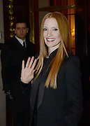 03.MARCH.2013. PARIS<br /> <br /> AMERICAN ACTRESS JESSICA CHASTAIN AND HER BOYFRIEND GIAN LUCA PASSI, AN EXECUTIVE FOR THE ITALIAN FASHION BRAND MONCLER ARE SEEN LEAVING THEIR HOTEL HAND IN HAND, IN PARIS.<br /> <br /> BYLINE: EDBIMAGEARCHIVE.CO.UK<br /> <br /> *THIS IMAGE IS STRICTLY FOR UK NEWSPAPERS AND MAGAZINES ONLY*<br /> *FOR WORLD WIDE SALES AND WEB USE PLEASE CONTACT EDBIMAGEARCHIVE - 0208 954 5968*