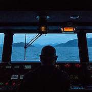 Cruising Patagonia