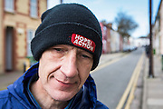 Ian was recently living on the streets of Peterborough.  With the help of Hope into Action he is now settled into safe and secure housing and is building connections with his family. Peterborough, Cambridgeshire. UK