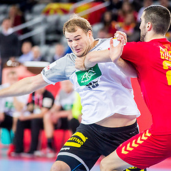 20180113: CRO, Handball - EHF Euro Croatia 2018 - Germany vs Montenegro