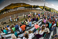 Snowmass Rodeo, Snowmass Village (Aspen), Colorado USA.