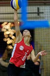 04-01-2020 NED: NK Beach volleyball Indoor, Aalsmeer<br /> Anique Tavenier