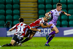 Joe Snow of Exeter Chiefs - Mandatory by-line: Robbie Stephenson/JMP - 13/09/2019 - RUGBY - Franklin's Gardens - Northampton, England - Exeter Chiefs 7s v Gloucester Rugby 7s - Premiership Rugby 7s