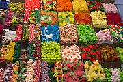 Sweets at La Boqueria Market, Barcelona