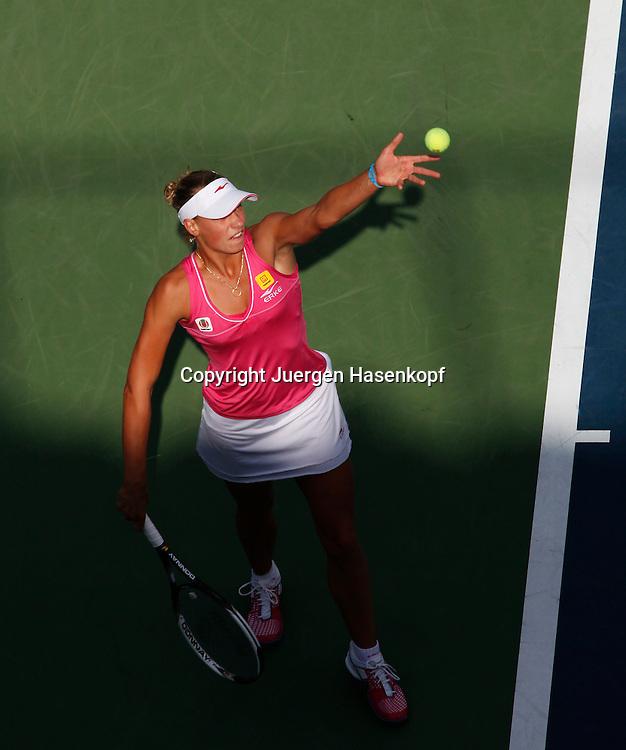 US Open 2010, USTA Billie Jean National Tennis.Center, NewYork,ITF Grand Slam Tennis Tournament . Yanina Wickmayer (GER)