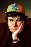 Michael Moore American TV and Film maker.