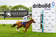 Lady Elysia ridden by Mitch Godwin and trained by Harry Dunlop in the Cmd Recruitment Novice Stakes race.  - Ryan Hiscott/JMP - 24/05/2019 - PR - Bath Racecourse - Bath, England - Friday 24th May 2019 Race Meeting at Bath Racecourse