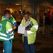 Brandweeroefening bejaardentehuis de Bolder Huizen, overleg, CPA, Bart Stigter