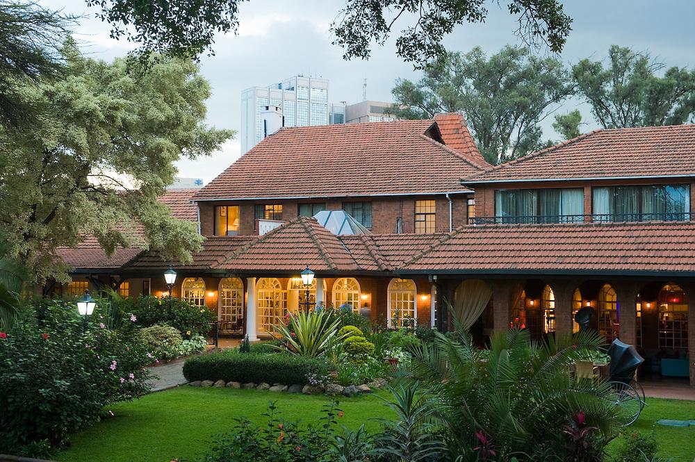 Fairmont Hotel Norfolk, Nairobi