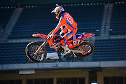 2015 AMA Supercross Series<br /> Angel Stadium<br /> Anaheim, California<br /> January 3, 2015
