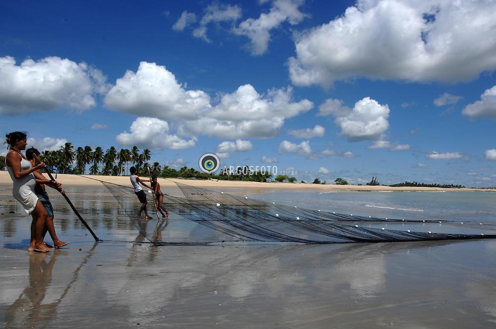 Praia em Sao Miguel do Gostoso, Rio Grande do Norte, Brasil / Beach in Sao Miguel do Gostoso, Rio Grande do Norte, Brazil
