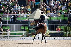 Oatley Lyndal, AUS, Sandro Boy 9<br /> Olympic Games Rio 2016<br /> © Hippo Foto - Dirk Caremans<br /> 11/08/16