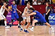 Ariel Filloy, petteri koponen<br /> Nazionale Italiana Maschile Senior<br /> Eurobasket 2017 - Final Phase - Round of 16<br /> Finlandia Italia Finland Italy<br /> FIP 2017<br /> Istanbul, 09/09/2017<br /> Foto M.Ceretti / Ciamillo - Castoria