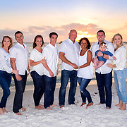 Sease Family Beach Photos