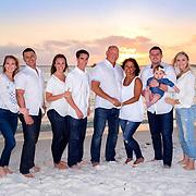 Sease Family Beach Photos