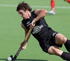 Auckland-Hockey, Champions Trophy, New Zealand v Korea