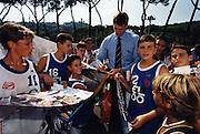 Incontro con D'Alema 1999<br /> denis marconato