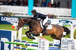 Mcintosch Samantha, NZL, James S<br /> Jumping International de La Baule 2019<br /> © Hippo Foto - Dirk Caremans<br /> Mcintosch Samantha, NZL, James S