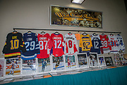 KELOWNA, CANADA - OCTOBER 13:  West Coast Authentics Promotion at the Kelowna Rockets game on October 13, 2017 at Prospera Place in Kelowna, British Columbia, Canada.  (Photo By Cindy Rogers/Nyasa Photography,  *** Local Caption ***
