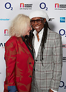 Debbie Harry, Nile Rodgers